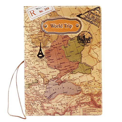 Catkit 3d world tour map travel trip clutch passport id card case catkit 3d world tour map travel trip clutch passport id card case cover ticket document holder gumiabroncs Image collections