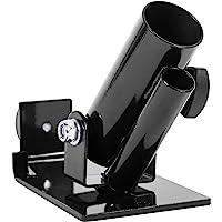 "CAP Barbell Landmine T-Bar Row Platform - Full 360 Degree Swivel - fits 1"" Standard & 2"" Olympic Bars"