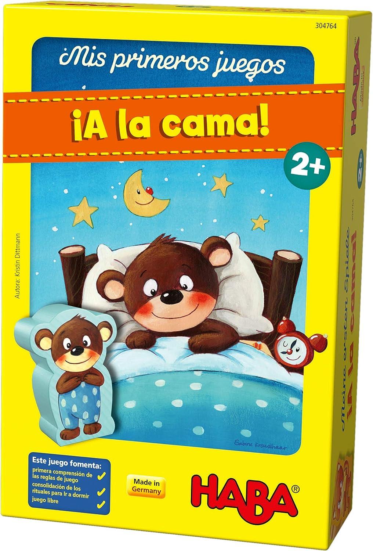 HABA Mesa, Mis Primeros Juegos. A la Cama, Multicolor (Habermass H304764): Amazon.es: Juguetes y juegos