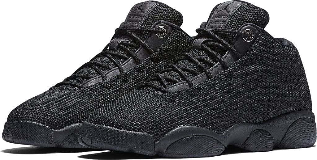 49bc9e419eef Jordan Horizon Low BG Boys Basketball-Shoes 845099-010 4.5Y -  Black Black-Black  Buy Online at Low Prices in India - Amazon.in