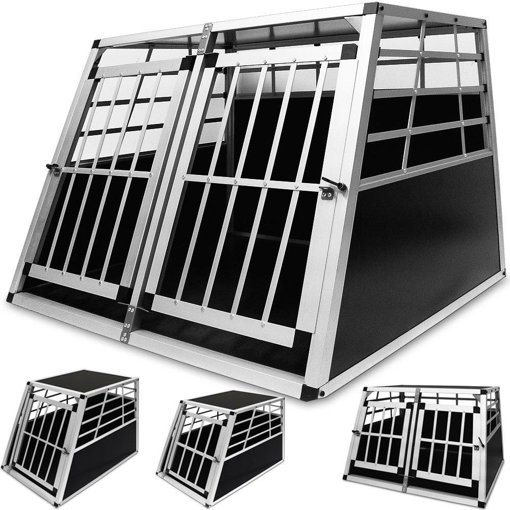 Alu Hundetransportbox in verschiedenen Größen Image