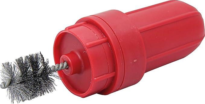 Bgs 6742 Batteriepol Und Klemmen Reinigungsbürste 85 Mm Baumarkt