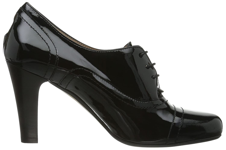 Les Escarpins De Femmes Noires Noir Taille Chaussures Evita S9yKdCW