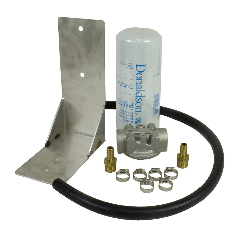 amazon com bd diesel performance 1050060 remote fuel filter automotive Remote Fuel Filter Chevy C30