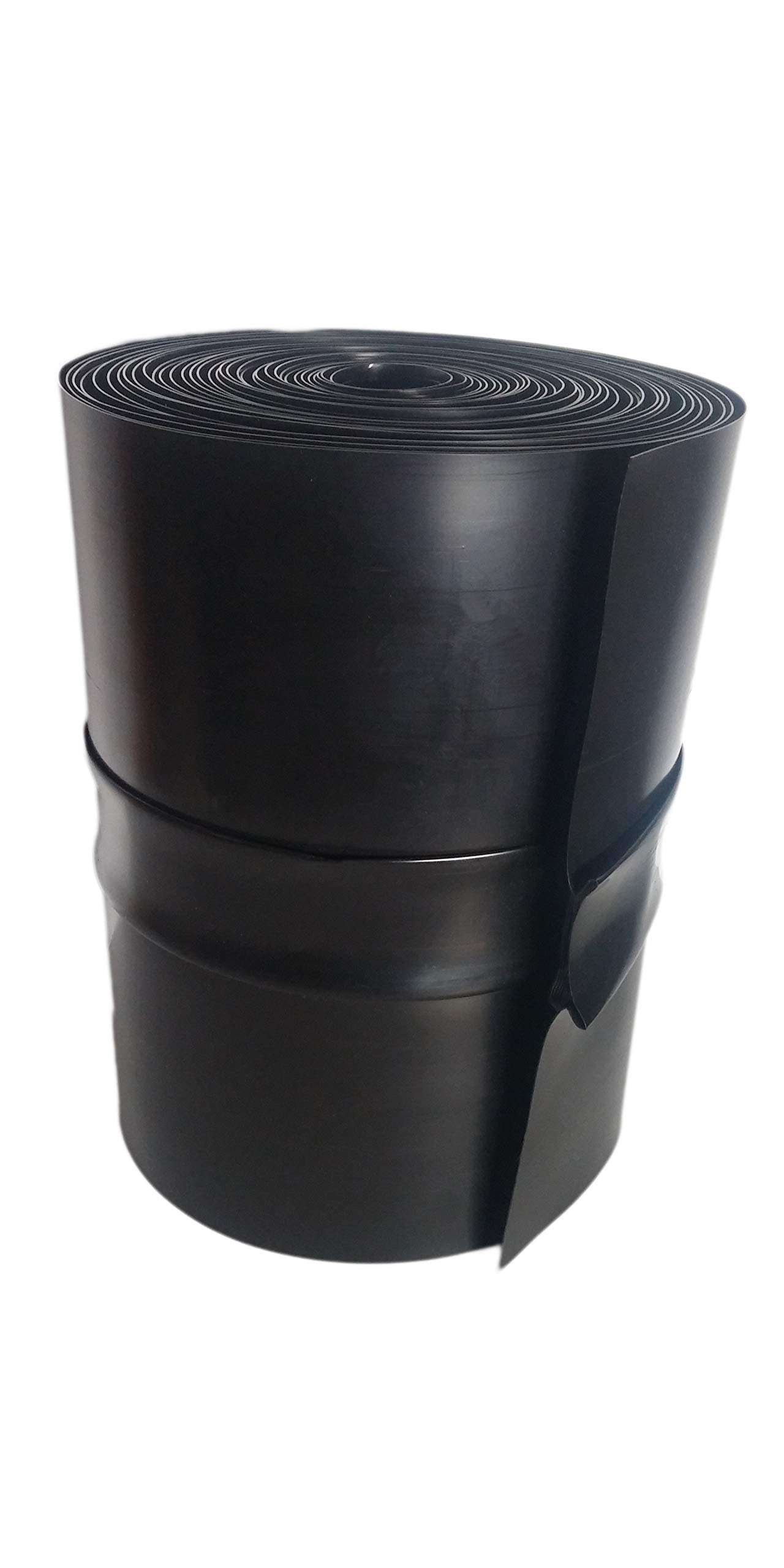 Goberco Under Deck Drainage System - Z/50/12 - Each roll 50' Long, for 12'' Joist spacing, 30 mils Thick Black lldpe