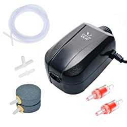 Uniclife Aquarium Air Pump