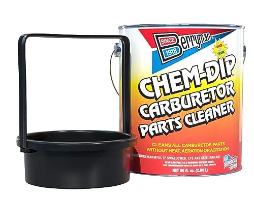 Limpiador de piezas Chem Dip de Berryman Products