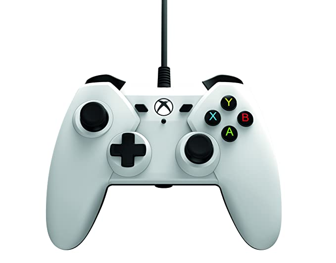 Wired Controller For Xbox One - White: Amazon.in: Video Games