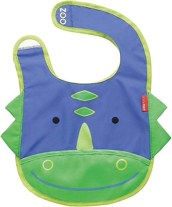 Imagen deSkip Hop SH232113 babero - Baberos (Azul, Verde, Velcro, 229 mm, 216 mm, 1 pieza(s))