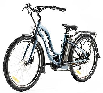 Bicicleta eléctrica •Reactive Sensor •Motor: 500W