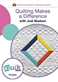DVD - Quilting Makes a Difference - Complete Iquilt Class