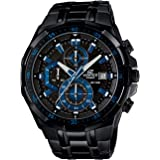 Casio Edifice Chronograph Black Dial Men's Watch - EFR-539BK-1A2VUDF (EX204)