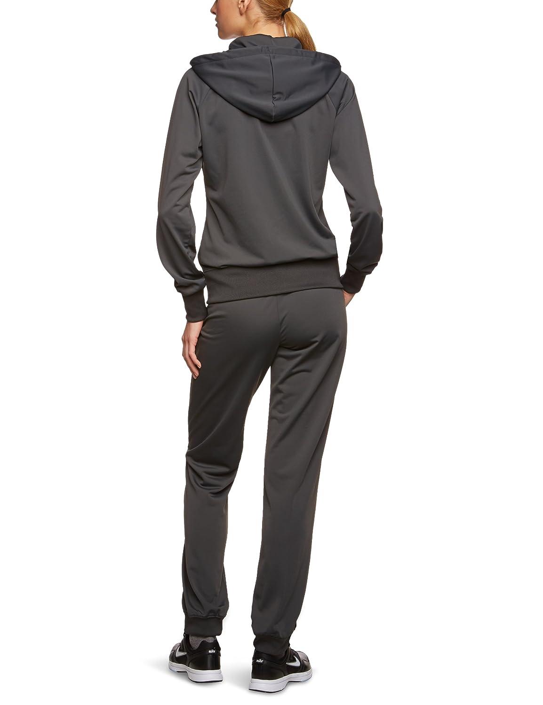 Nike - Chándal para Mujer, tamaño XS, Color Antracita/Blanco Lime ...
