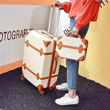 Amazon.com: Maletas con ruedas giratorias, juego de equipaje ...