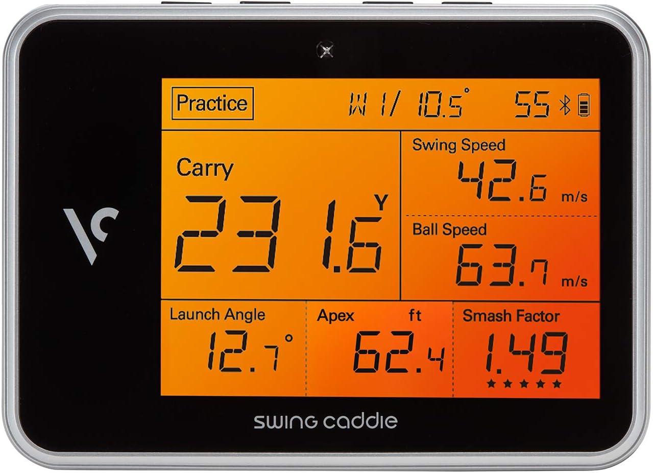 voice caddie(ボイスキャディ) Golf Rangefinders SC300 弾道測定器