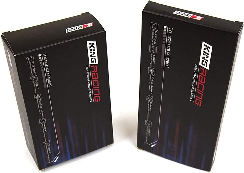 4G64 EVO I-IX King Racing XP Series STDX Rod /& Main Bearing Set Compatible with: 4D68 4G69 4G63 EVO I-IX