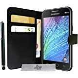 Etui Housse Luxe Portefeuille Samsung Galaxy Xcover 3 SM-G388F + STYLET et 3 FILM OFFERT!!