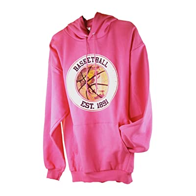 125 Years of Basketball Women's My Pink Hoodie