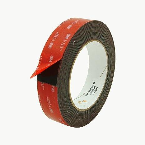 5dba51844faa8 3M Scotch 5952 VHB Tape: 1 in. x 15 ft. (Black)