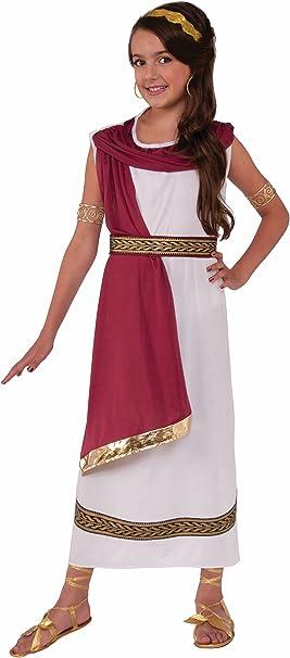 Amazon.com: Disfraz de diosa griega para niñas: Toys & Games