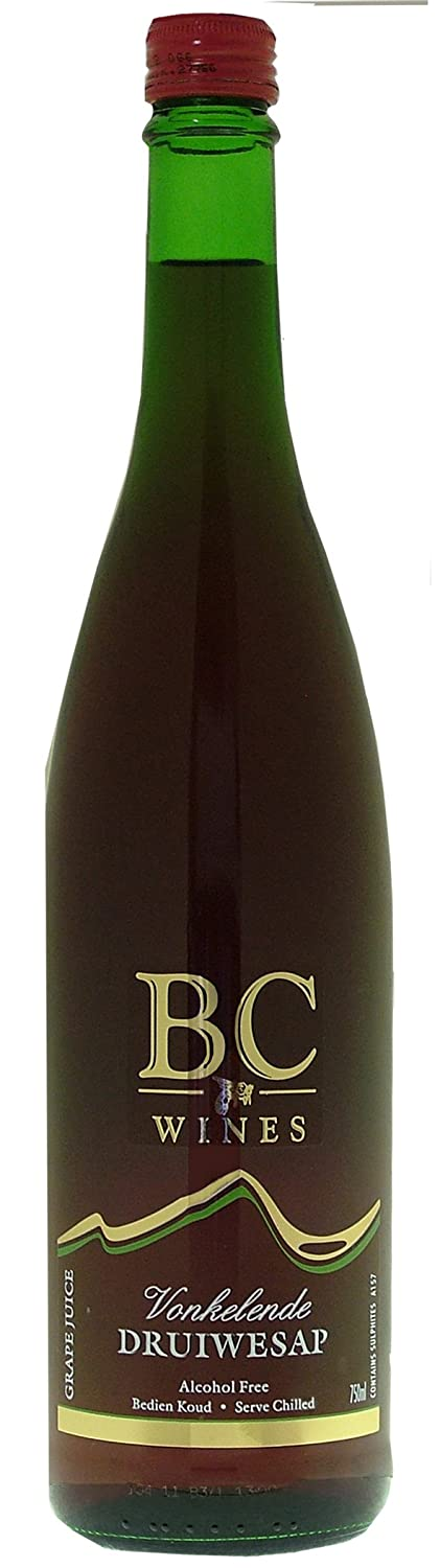 B C Wines Sparkling Red Non-alcoholic