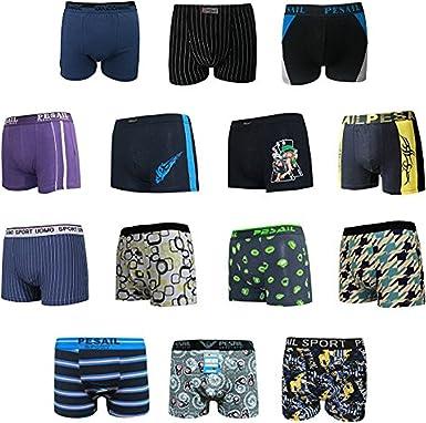 """L  XL   /""""/"""" /""""/""""  6 Stück  Herren Boxershorts Shorts Unterhose Baumwolle  Gr"""