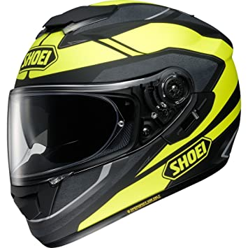 Casco Shoei GT-Air con visera Swayer