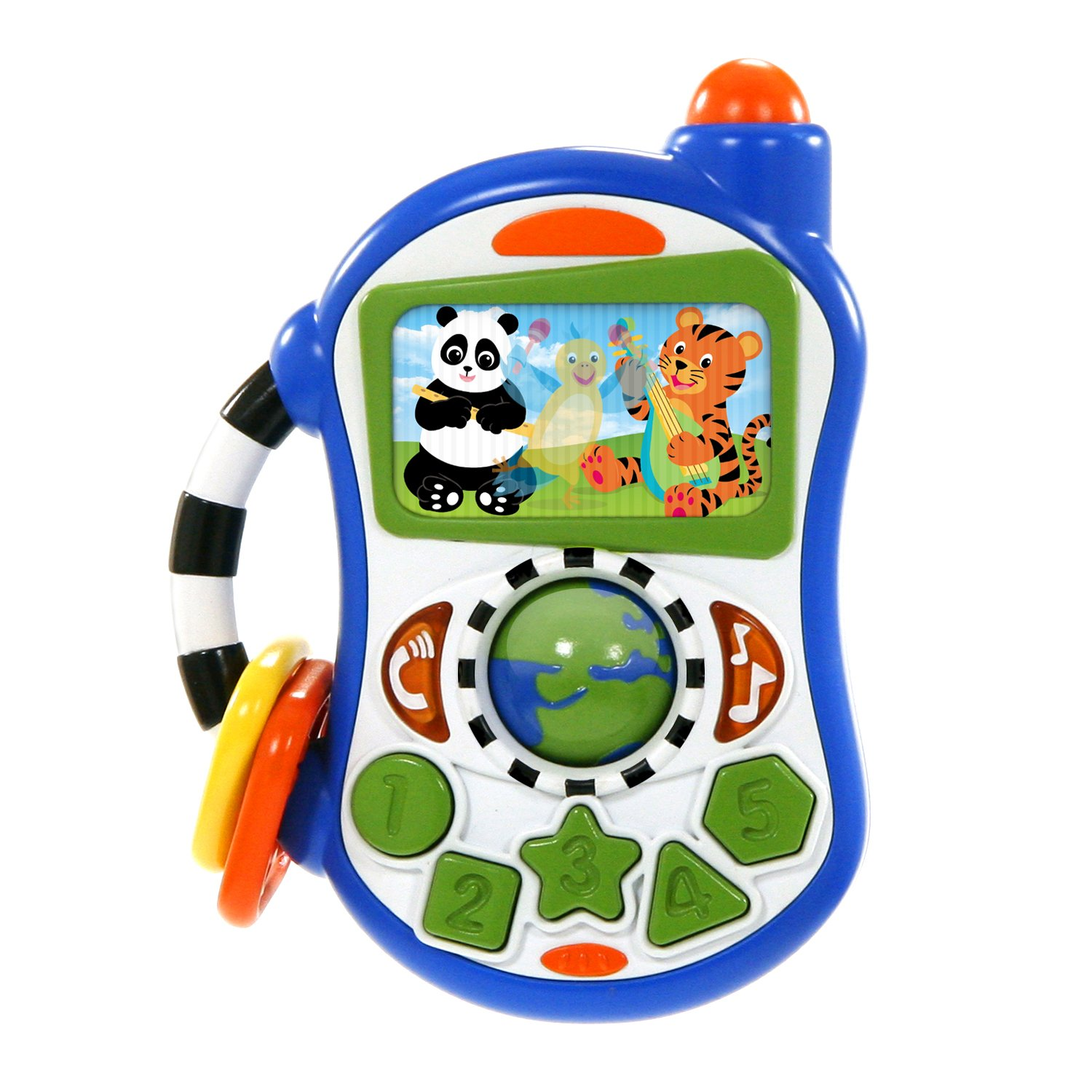 Amazon Baby Einstein Lights et Melo s Discovery Phone