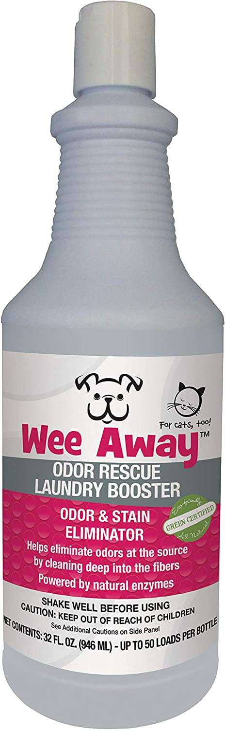 Wee Away Odor Rescue Laundry Booster
