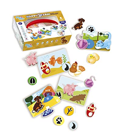 Amazon Com Happy Farm Game For Toddlers And Preschool Kids