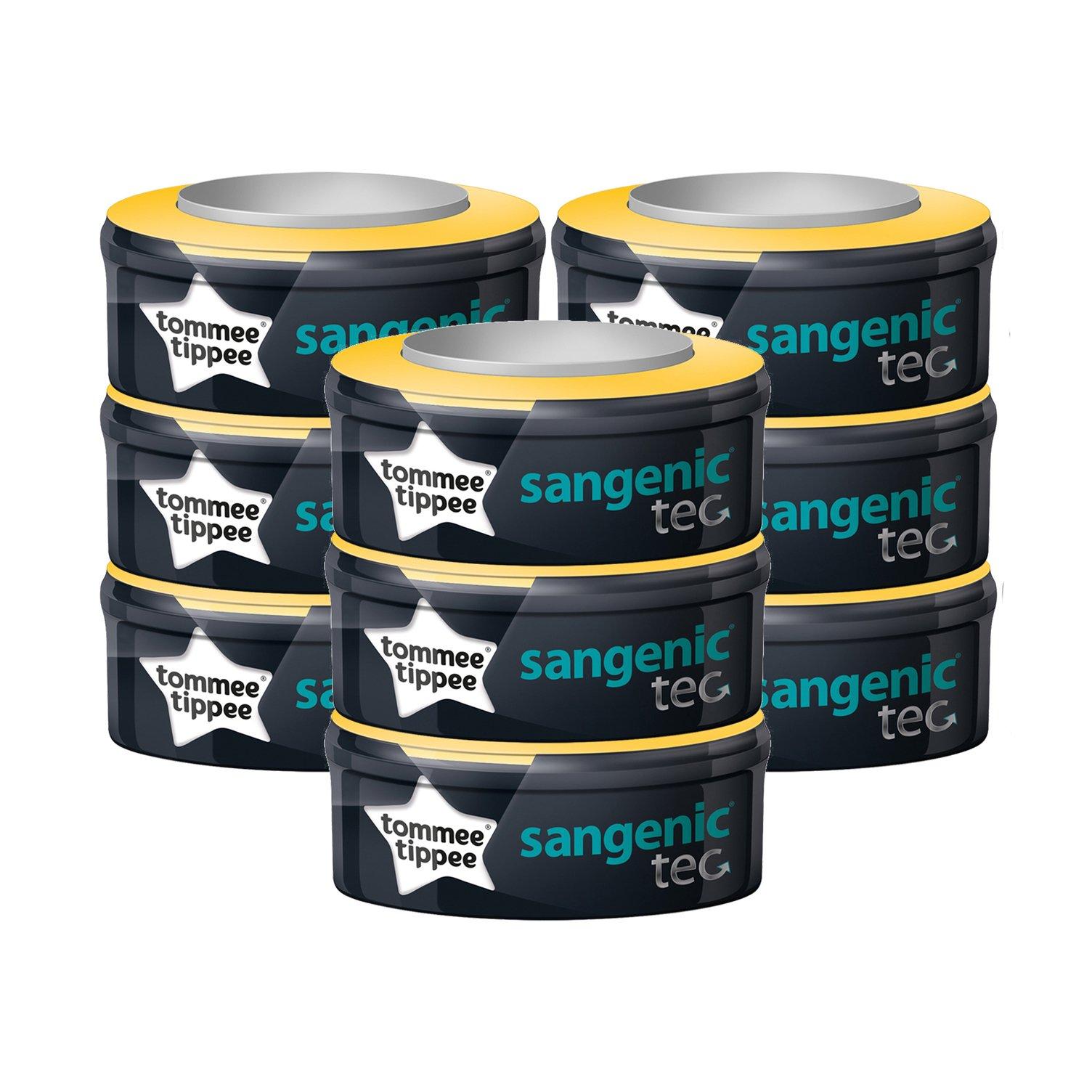 Tommee Tippee Sangenic Tec - Recambios para el contenedor (pack de 9) product image