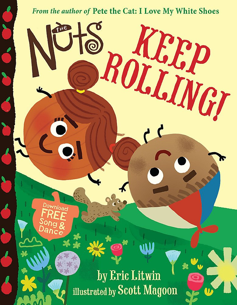 The Nuts: Keep Rolling! by LBYR (Image #1)