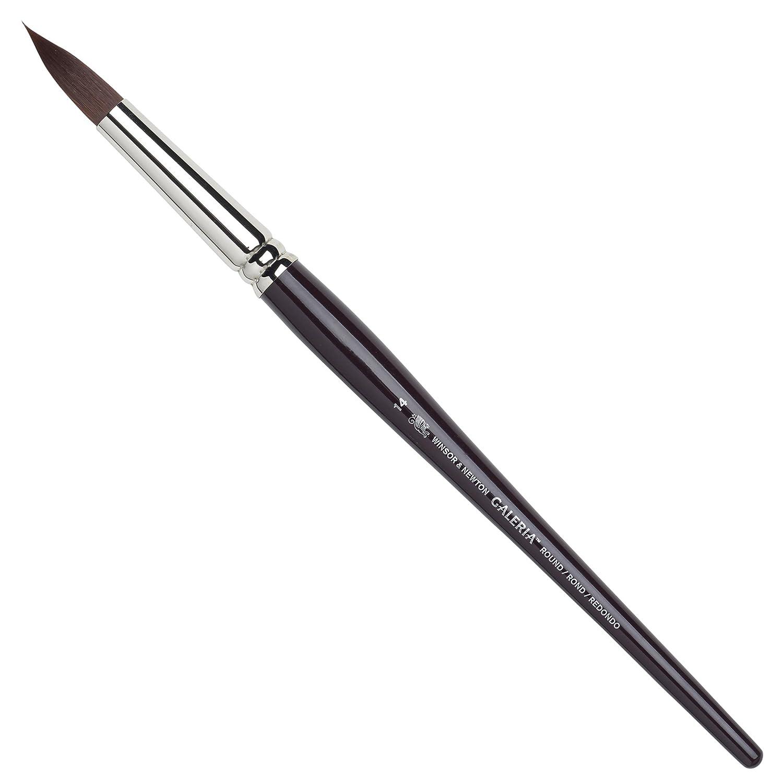 Winsor & Newton Galeria Bright Long Handle Brush, Size 14 by Winsor & Newton B0060KOR3U #14,ブライト(Bright)