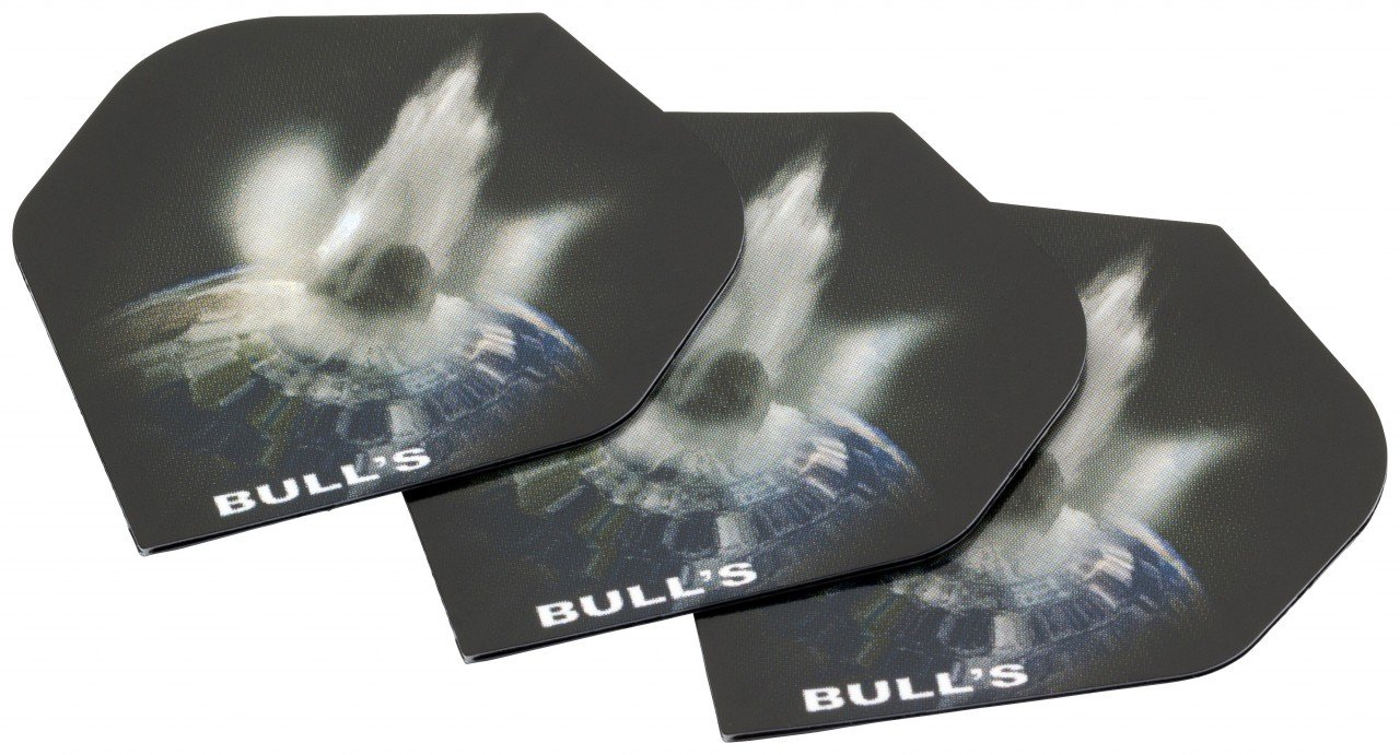 Bull' s motex standard Meteor freccetta di freccette, Multicolore, Taglia unica ADIL0|#adidas 4030734