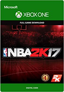 NBA 2K17 - Xbox One Digital Code