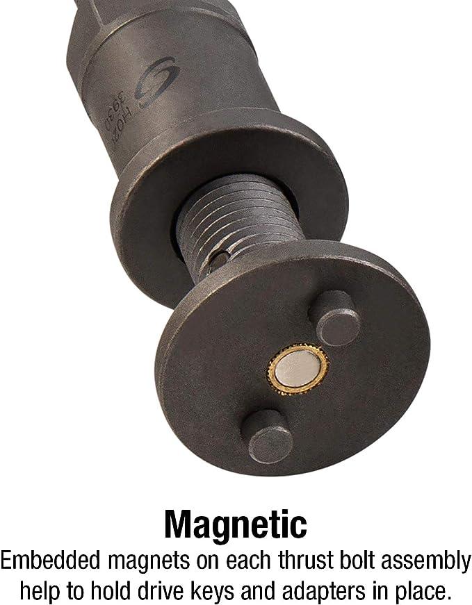 Sunex 39306 2-3//16-Inch Brake Caliper Adapter