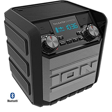 Review Ion Audio Tailgater Express