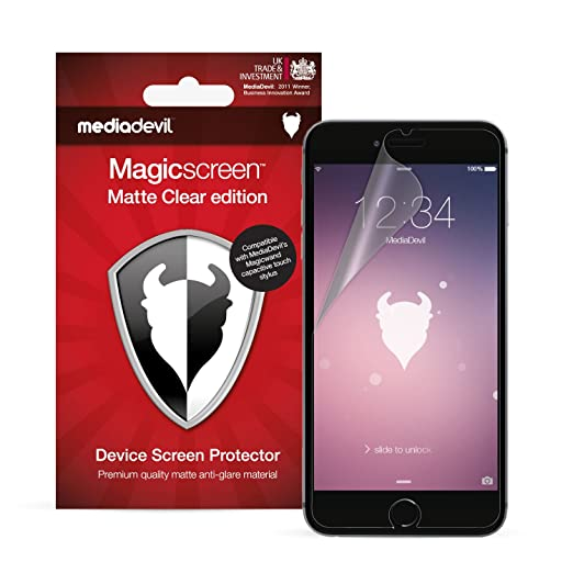 17 opinioni per Pellicola Protettiva MediaDevil Magicscreen: Matte Clear (Antiriflesso)- Per