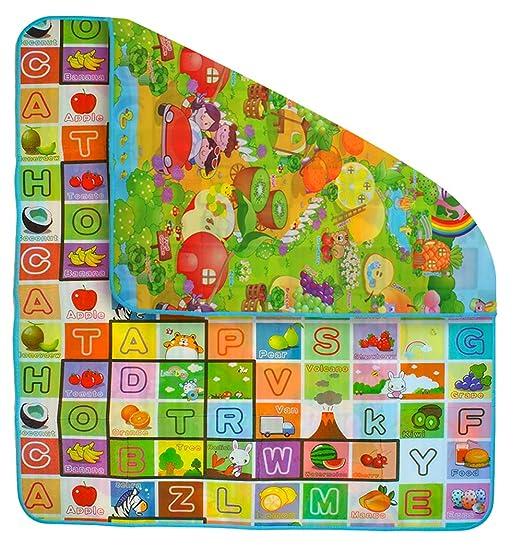 ISO TRADE Tapete Térmico Almohadilla Manta Grande para Niño Niños Que Juegan Una Excursión El Jardín de Casa 180x200x0.5cm 6402: Amazon.es: Juguetes y ...