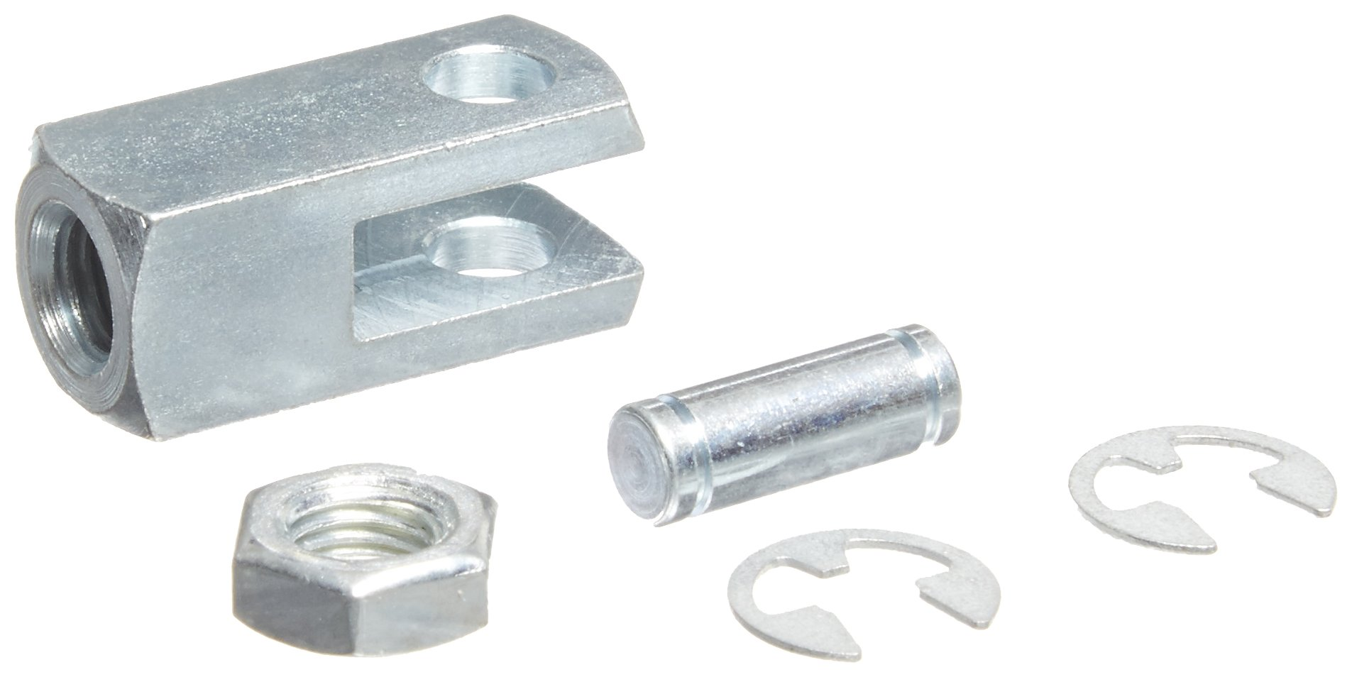 Parker L071300300 Piston Rod Clevis, for Nose or Universal Mount, for use with 1 1/16'' Bore