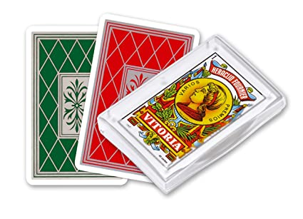 Amazon.com: Fournier 174010 – 40 Spanish Playing Cards: Toys ...