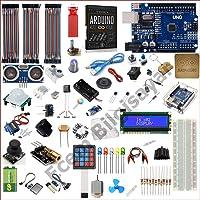 Arduino Başlangıç Seti Uno R3 Silver 90 Parça 299 Adet