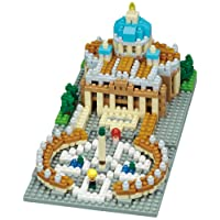 Nanoblock Vatican City Building Set (780 Piece)