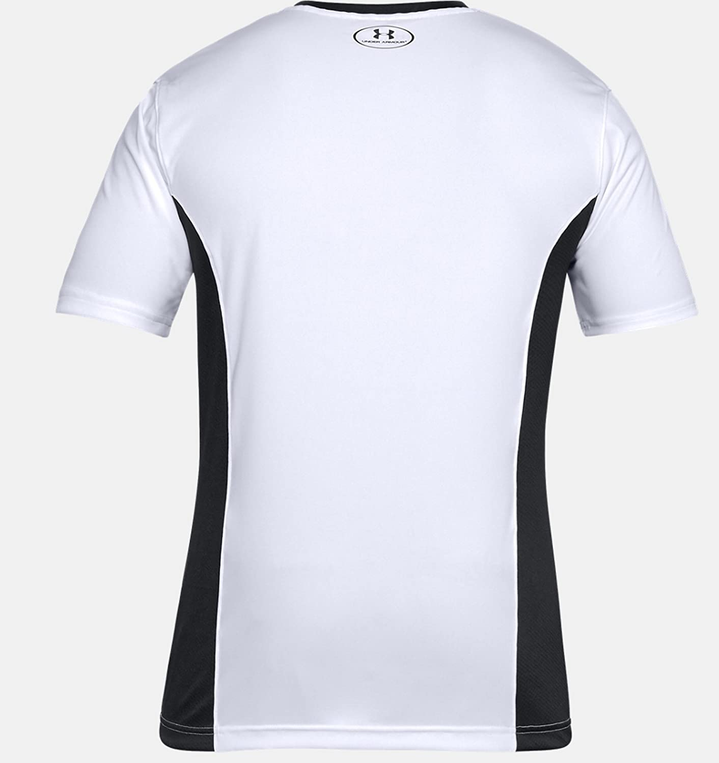 ecf937890 Under Armour Challenger Ii Training Top Men's Short-Sleeve Shirt:  Amazon.co.uk: Sports & Outdoors