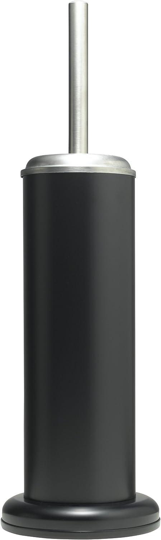 Acero Inoxidable 12.6 x 12.6 x 41 cm Sealskin Escobillero Acero Blanco