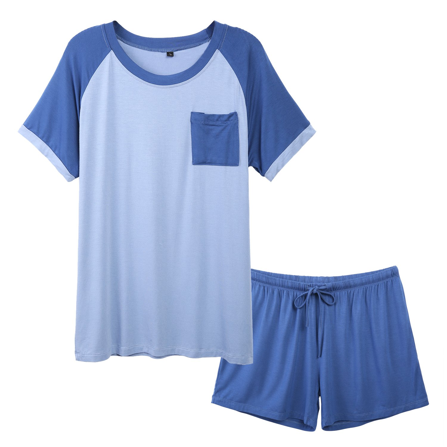 Women's Sleepwear Soft Short Sleeve Pajama Set