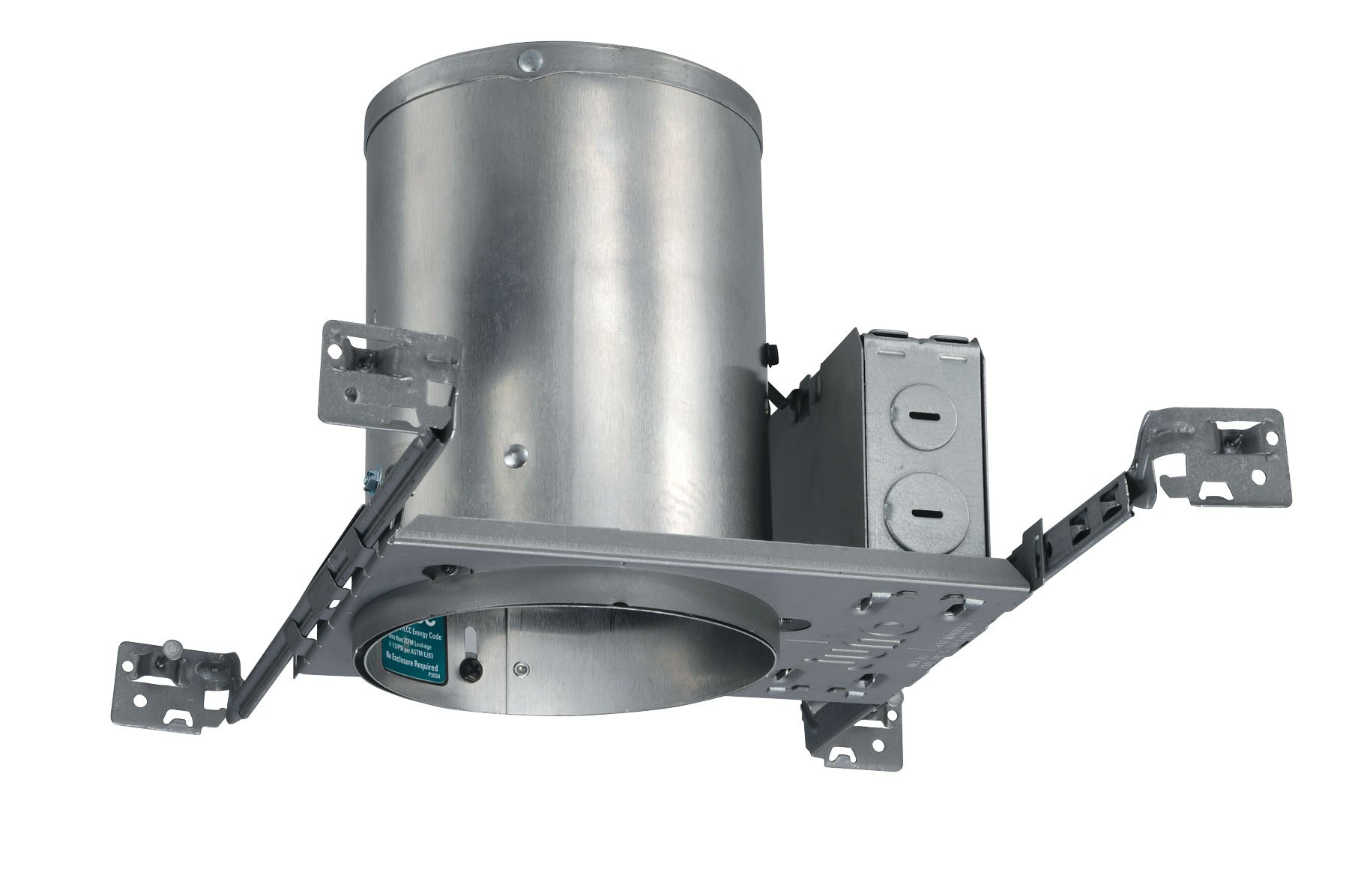Juno Lighting IC20W 5-Inch IC Rated New Construction Universal Housing with Quickwire