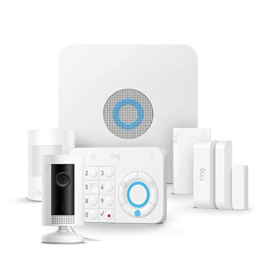 Ring Alarm 5-Piece Kit with Ring Indoor Cam