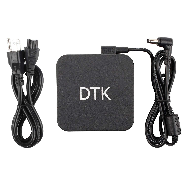 Amazon.com: Dtk Ac Adaptador Cargador de Ordenador Portatil ...