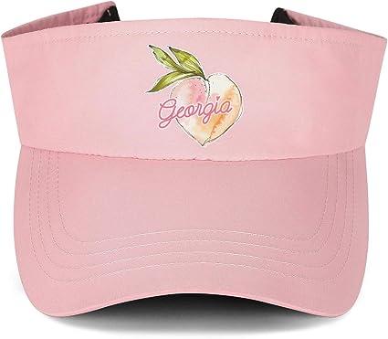 Men Women Dad Hats Georgia Sweet Georgia Peach Snapback Casual Cap
